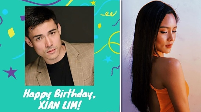 Xian Lim marks 30th birthday with Kim Chiu and friends