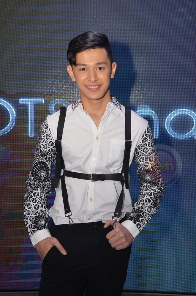 Aljon Mendoza celebrates 18th birthday