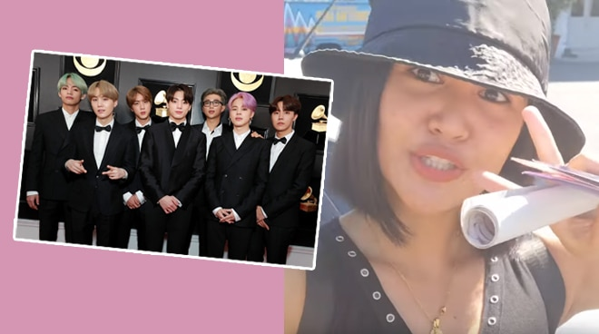 Winwyn Marquez flies to Japan alone to watch concert of K-Pop group BTS