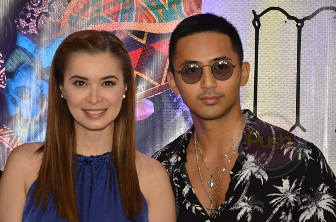 With the special participation of Raymond Bagatsing, Sunshine & Enzo will star in the Cinemalaya mov