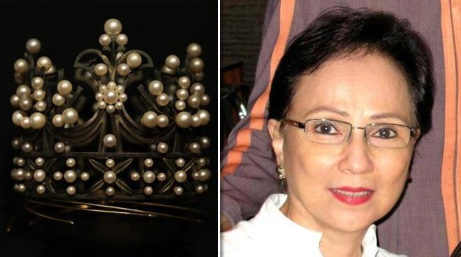 1970 Miss International Aurora Pijuan, pina-auction ang kanyang Mikimoto crown