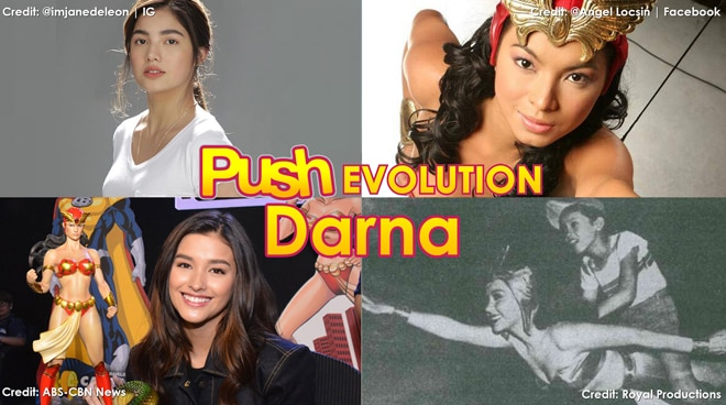 Push Evolution: Darna