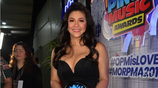 LOOK: Regine Velasquez-Alcasid and more artists grace the MOR Pinoy Music Awards 2019