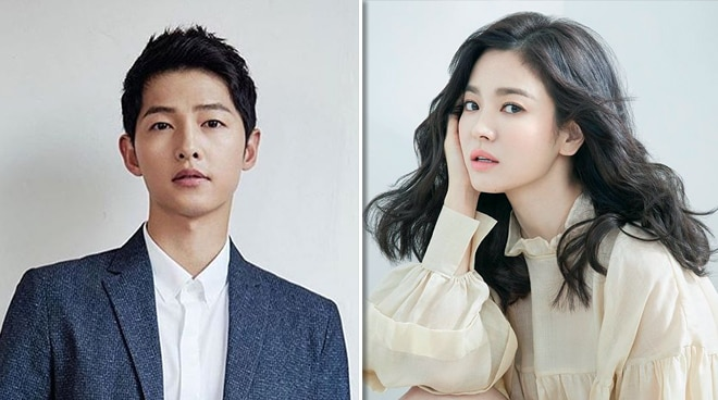 Divorce official for Song Joong Ki, Song Hye Kyo