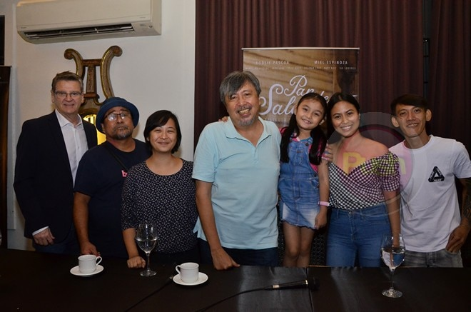 An entry to the Cinemalaya 2018, it opens on July 24 in cinemas nationwide.