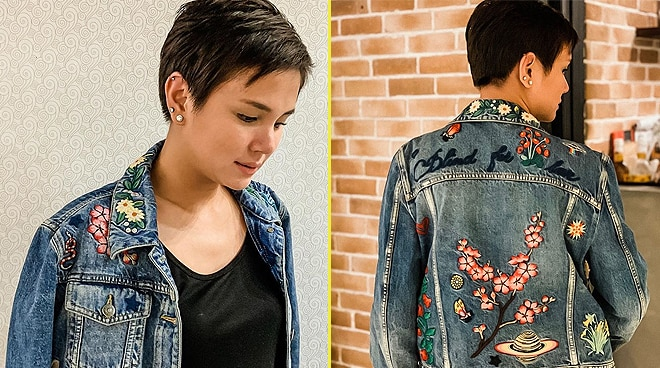 LOOK: Isabel Oli sports pixie haircut