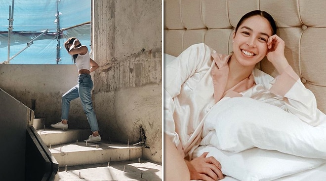 'So thankful, so blessed': Julia Barretto thrilled about new home