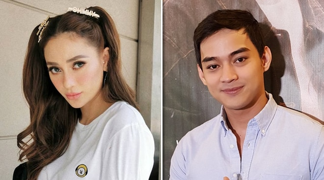 EXCLUSIVE: Vance Larena, aminadong nasa-star struck pa din sa co-star na si Arci Muñoz