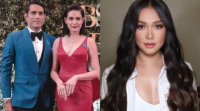 This is what Maja Salvador has to say about Bea-Gerald-Julia issue