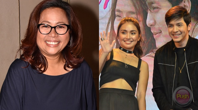 Director Cathy Garcia-Molina reveals how she pushed Alden Richards and Kathryn Bernardo to do their best in 'Hello, Love, Goodbye'