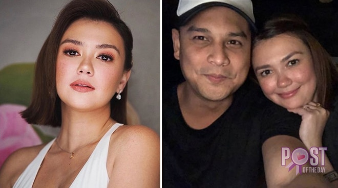Did Angelica Panganiban confirm her relationship with Cholo Barretto?