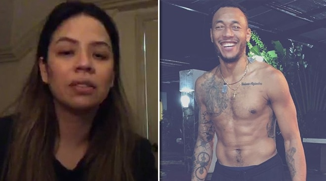 Wife accuses Calvin Abueva of physical abuse, basketball star reacts