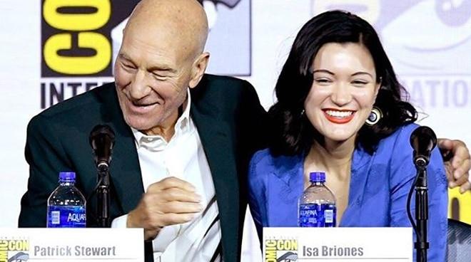 Fil-Am actress, bibida sa Star Trek spin-off