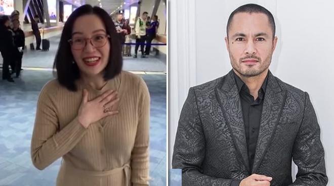 Kris Aquino on love scene with Derek Ramsay for MMFF: 'Kinabahan ako'
