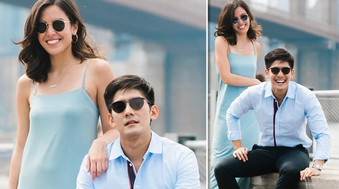 Robi Domingo shares his non-showbiz girlfriend was his tour guide during NYC trip