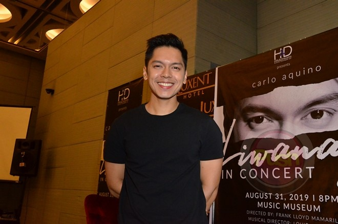 'Liwanag in Concert' will happen on August 31 at the Music Museum.